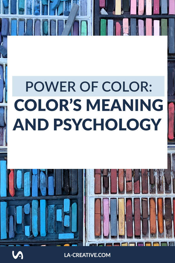 Power of color: color's psychology