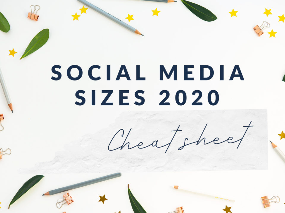 social media marketing, social media sizes 2020, facebook cover size, instagram post size